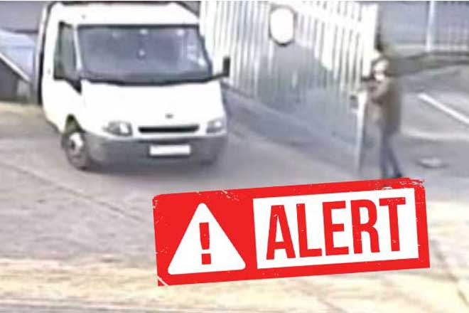 CITS ALERT- FORD TRANSIT RECOVERY TRUCK BEING USED IN NUMEROUS THEFTS!!!