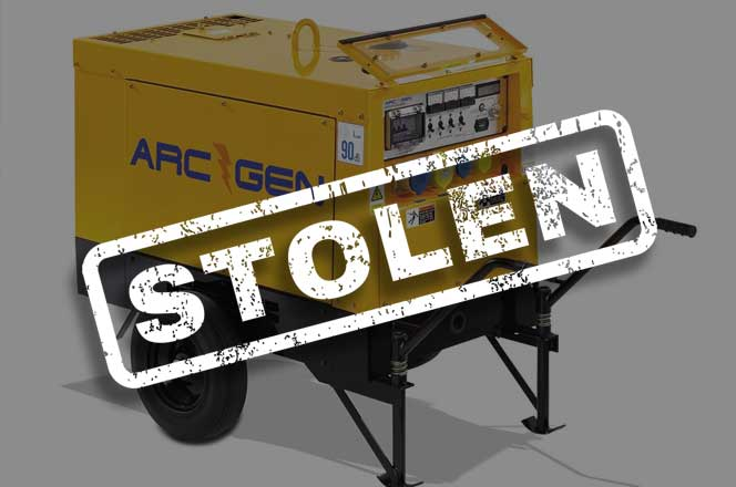 HIRED BOMAG ROLLER - THEFT ALERT!
