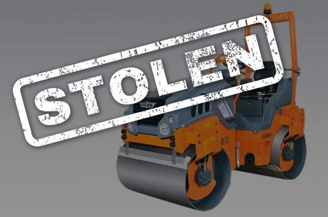 BALFOUR BEATTY THEFT ALERT!